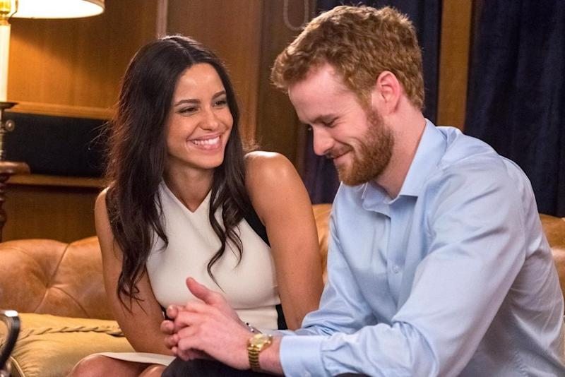 See New Meghan Markle, Prince Harry in Lifetime Movie