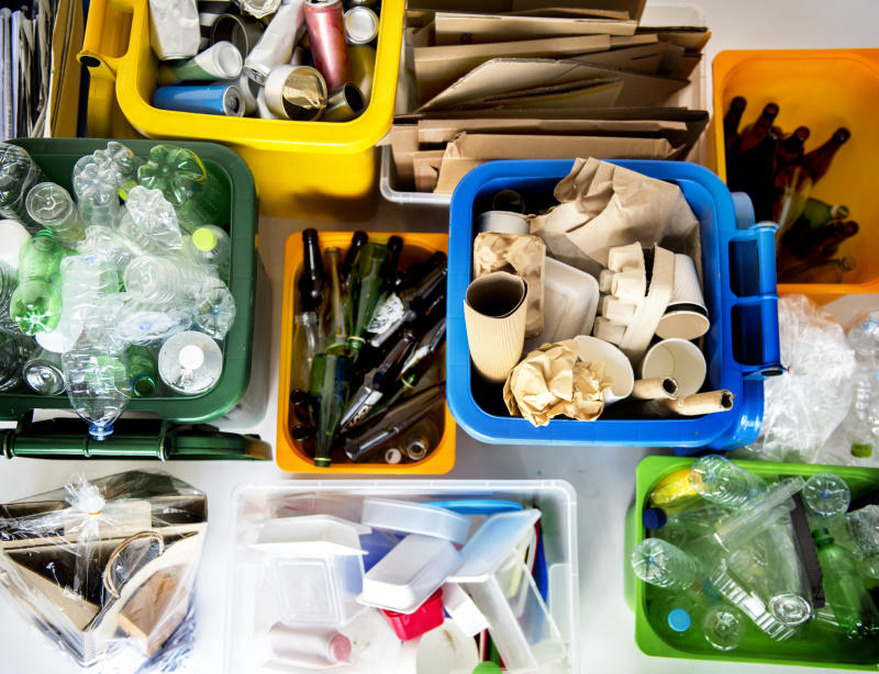 Why are we making so many mistakes when it comes to recycling? [Photo: Getty]
