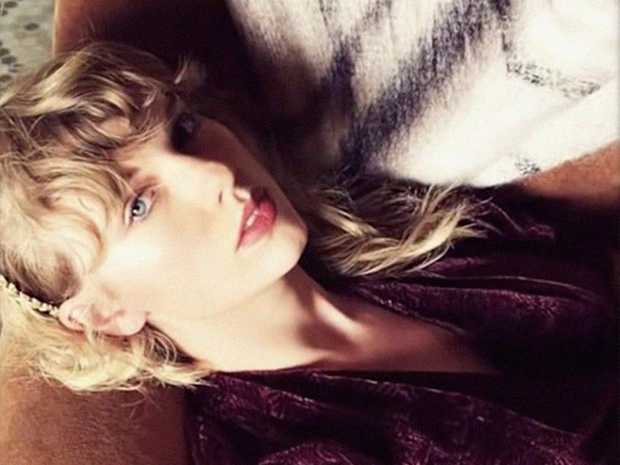 taylor swift folklore mad woman