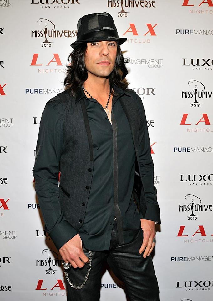 "December 19: Criss Angel turns 43 David Becker/<a href=""http://www.gettyimages.com/"" target=""new"">GettyImages.com</a> - August 23, 2010"