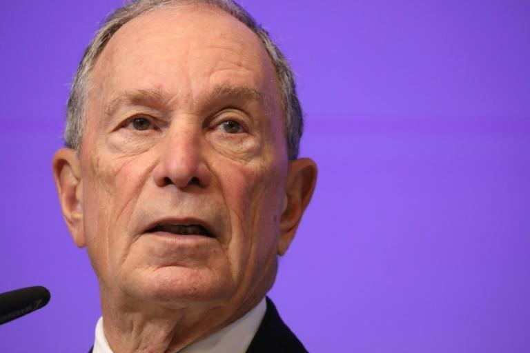 Bloomberg sorry for 'stop and frisk' as he mulls presidential bid