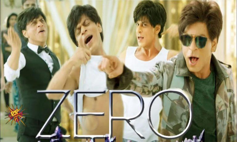 Shah Rukh Khan's Zero Gets Its Release Date Locked And It's In December