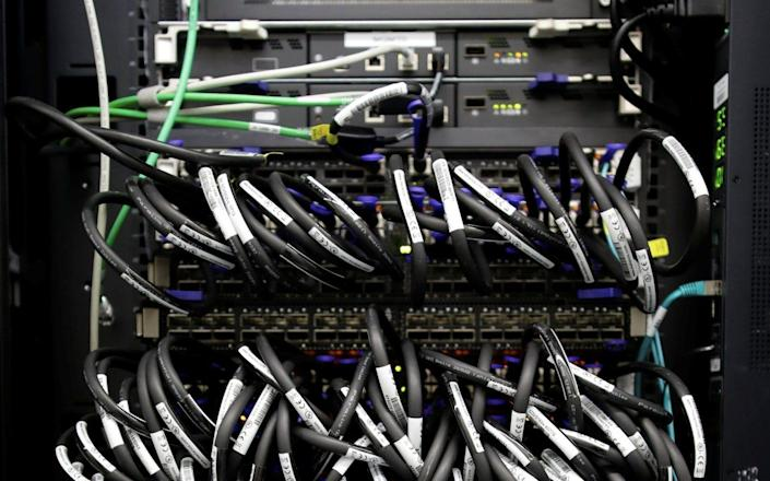 Mellanox's networking technology is used to move information around data centres rapidly - REUTERS