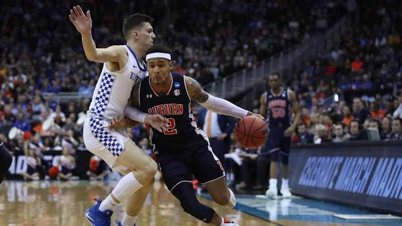 Auburn Advances To First Final Four With Overtime Win Over