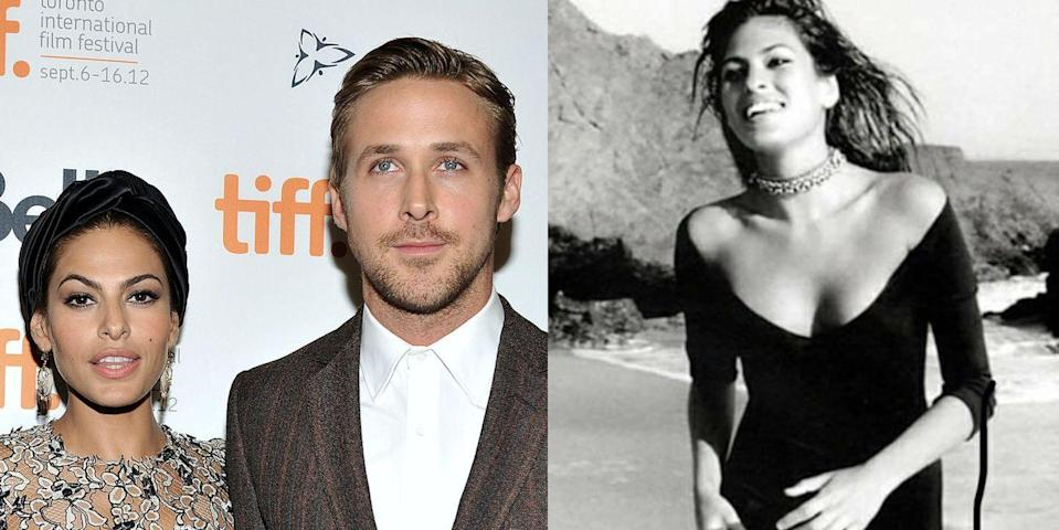 Eva Mendes Had the Ultimate Clap Back for Instagrammer Who Made a RudeComment About Ryan Gosling