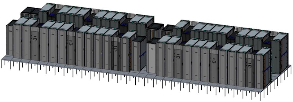 Most supercomputers are focused on pure processing speed. Take the DOE's new