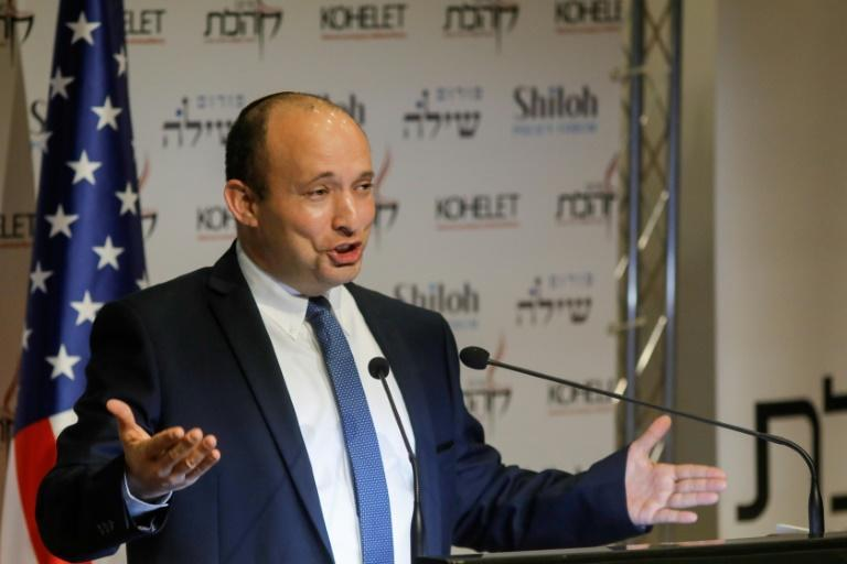 A hard-line right-winger and defence minister in Netanyahu's previous government, Naftali Bennett is now part of the opposition