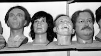 <p>The fickle nature of waxy fame. Best and Stiles both got the chop from Madame Tussauds in the '70s. </p>
