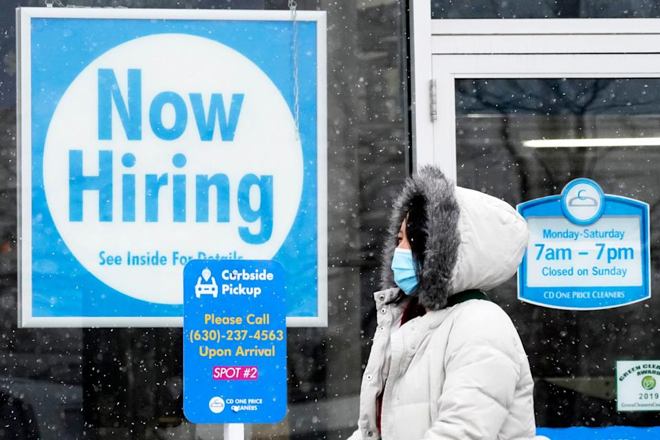 In a stark sign of the economic inequality that has marked the pandemic recession and recovery, Americans as a whole are now earning the same amount of wages and salaries that they did before the pandemic struck, even with nearly 9 million fewer people at work.