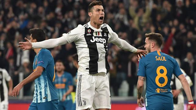 "<a class=""link rapid-noclick-resp"" href=""/soccer/players/373159/"" data-ylk=""slk:Cristiano Ronaldo"">Cristiano Ronaldo</a>. That's really all there is to say. (Omnisport)"