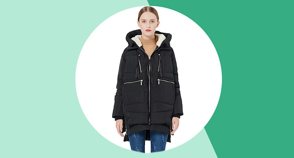 Shop the coat that went viral in 2019. [Photo: Amazon]