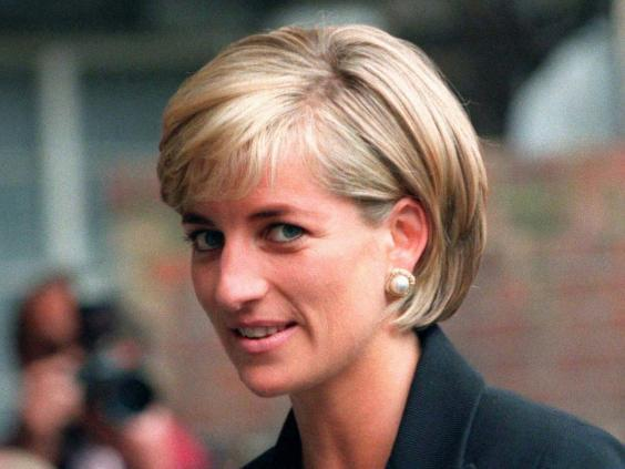 Princess Diana was stripped of the HRH title following her divorce from Prince Charles (Ian Waldie/Reuters)