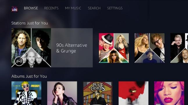 The Amazon Prime Music app will be available for all Android TV users subscribed to the Prime membership.