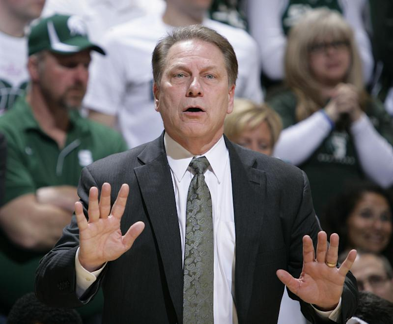 Izzo says Big Ten tourney is 'big' for Spartans