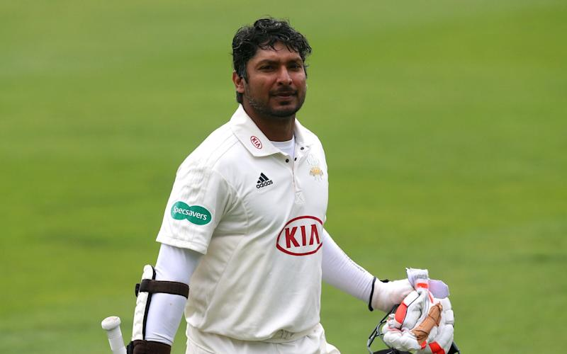 Kumar Sangakkara says he understands any reservations teams may have - Rex Features