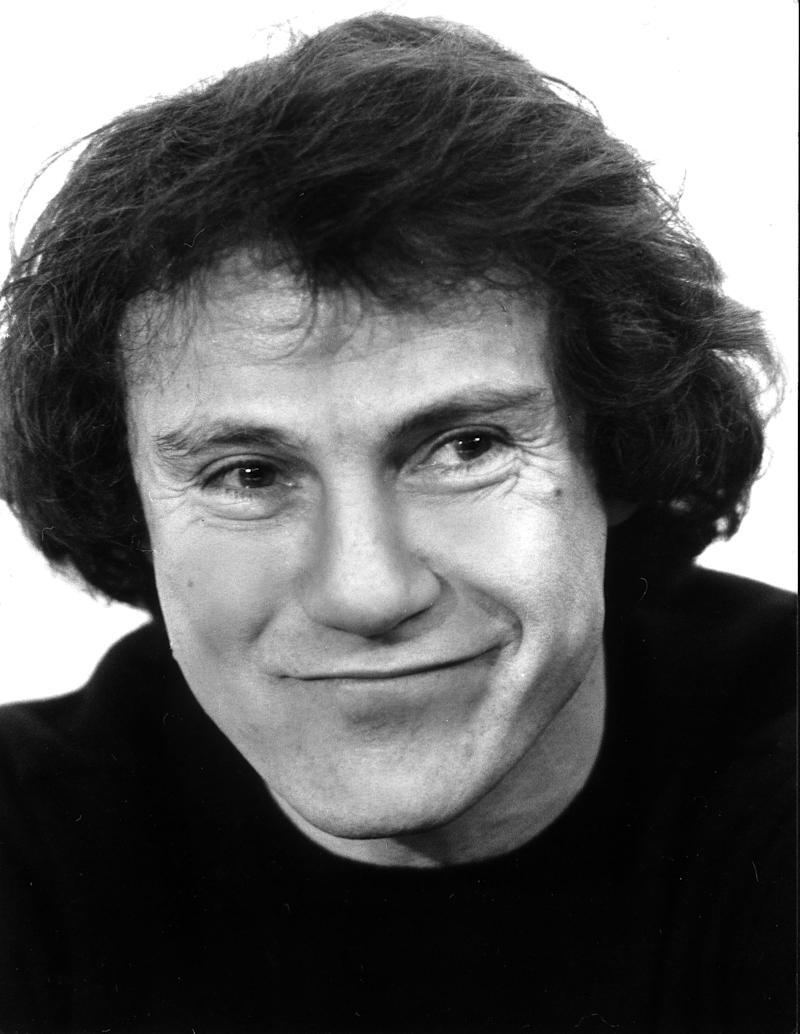 (GERMANY OUT) Keitel, Harvey *13.05.1939-Schauspieler, USA - Portrait- 1980 (Photo by Will/ullstein bild via Getty Images)