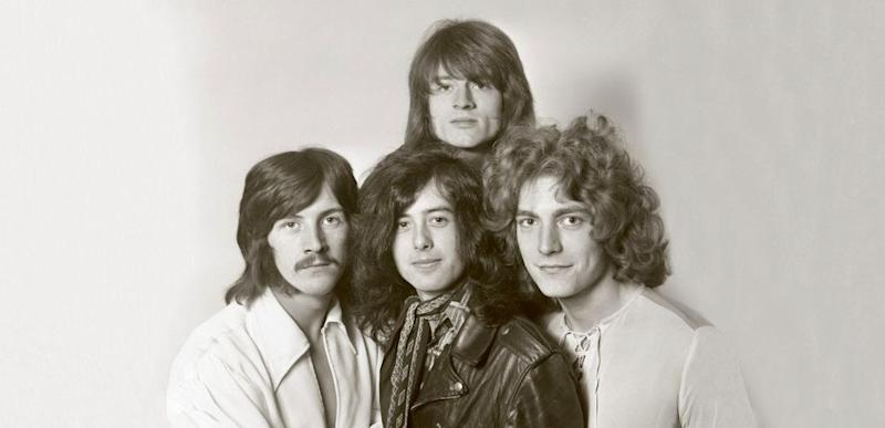 Jimmy Page: Led Zeppelin were the best band of all time