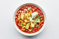 "<a href=""https://www.bonappetit.com/recipe/vegetarian-bean-chili-with-fritos?mbid=synd_yahoo_rss"" rel=""nofollow noopener"" target=""_blank"" data-ylk=""slk:See recipe."" class=""link rapid-noclick-resp"">See recipe.</a>"