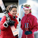 <p>Both keen skiers, Kate and Diana also appear to share a love of red skiwear, ensuring they stood out on the Swiss slopes.</p>