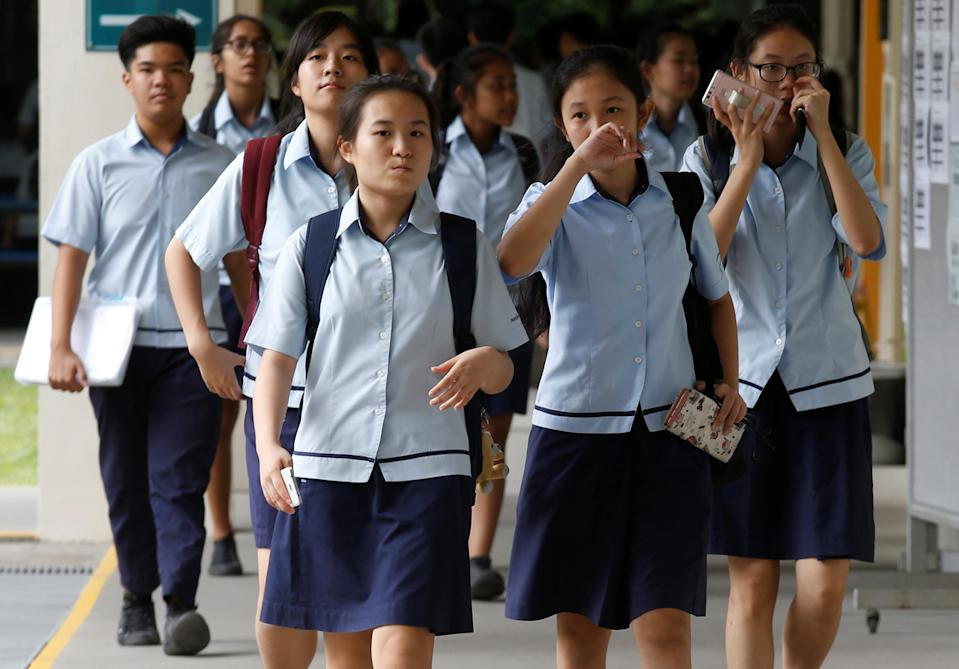 In 2014, SBB was adopted in 12 pilot secondary schools.