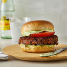 <p>These easy vegan black bean burgers have a healthy dose of fiber thanks to the combination of black beans and quinoa. Cumin and chipotle chile powder give these vegan burgers a Southwestern spin. Using your hands to combine the mixture creates a soft, uniform texture.</p>