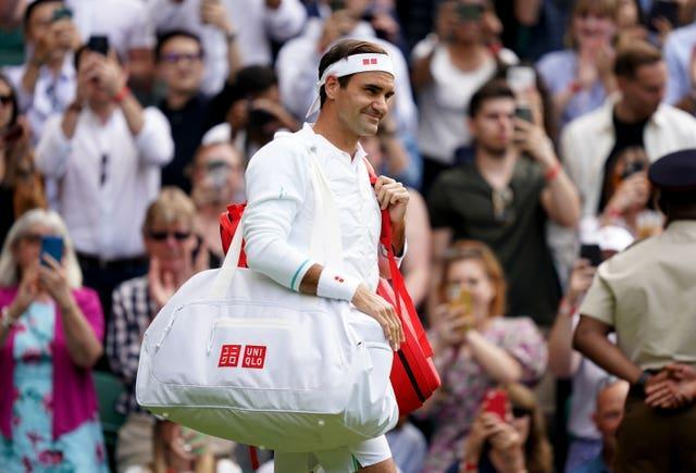 Roger Federer may not be the crowd favourite on Saturday