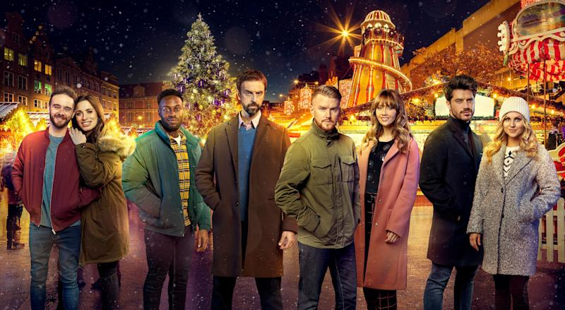 Coronation Street's Christmas Day episode will see a shooting take place (Photo: ITV)
