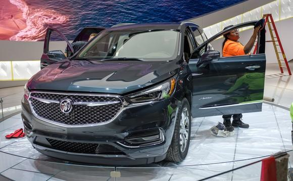 Buick Preps for 2018 NAIAS in Detroit