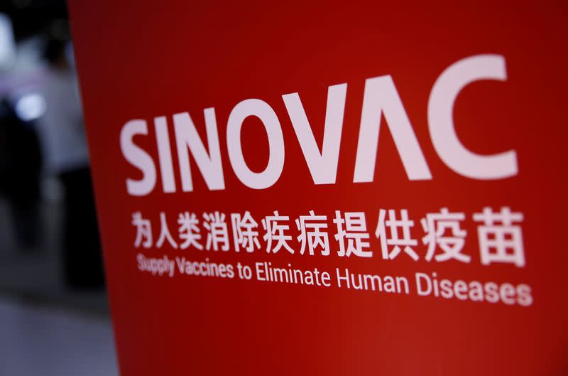 Exclusive: 90% of China's Sinovac employees, families took coronavirus vaccine, says CEO
