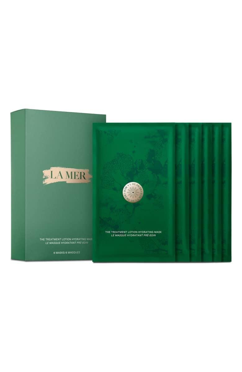 <p>Give your skin the gift of hydration with this luxurious <span>La Mer The Treatment Lotion Hydrating Mask</span> ($25).</p>