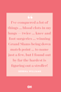 <p>I've conquered a lot of things ... blood clots in my lungs — twice ... knee and foot surgeries ... winning Grand Slams being down match point ... to name just a few, but I found out by far the hardest is figuring out a stroller!</p>