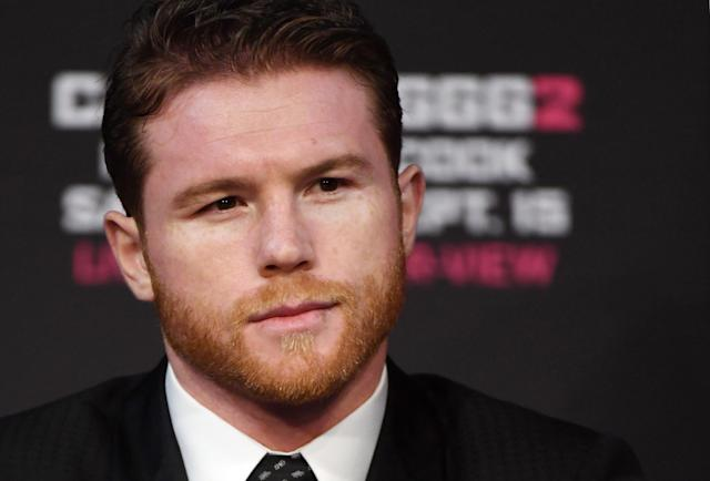 Canelo Alvarez remains frustrated that too few believe the positive PED tests were an honest mistake. (Getty Images)
