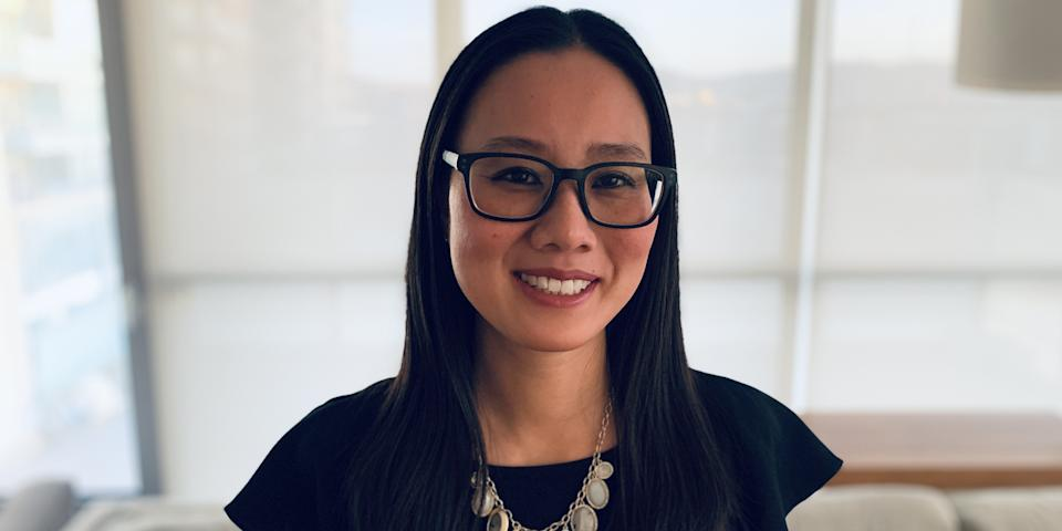 Marilyn Lin, head of MuleSoft Global customer support strategy & operations, Salesforce