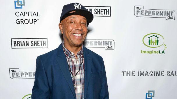 PHOTO: Russell Simmons attends The Imagine Ball at The Peppermint Club, Oct. 12, 2017 in Los Angeles. (Tara Ziemba/Getty Images)