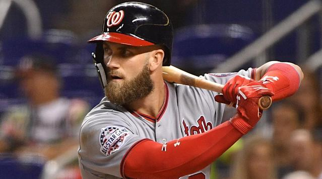 Bryce Harper Rumors: Nationals' 10-Year, $300 Million Offer Didn't Include No-Trade Clause