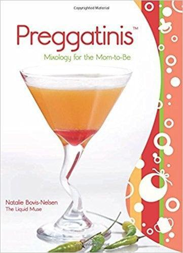 <p>At-home happy hour and the holiday season will both become more fun with a mocktail in-hand. <span>Preggatinis: Mixology For The Mom-To-Be</span> ($14) has tons of fun nonalcoholic drink recipes.</p>