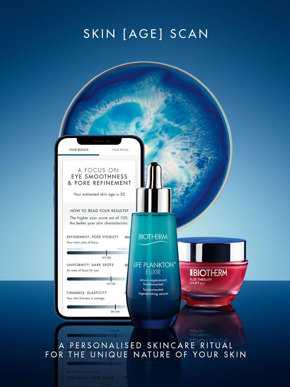 Photo credit: Courtesy of Biotherm