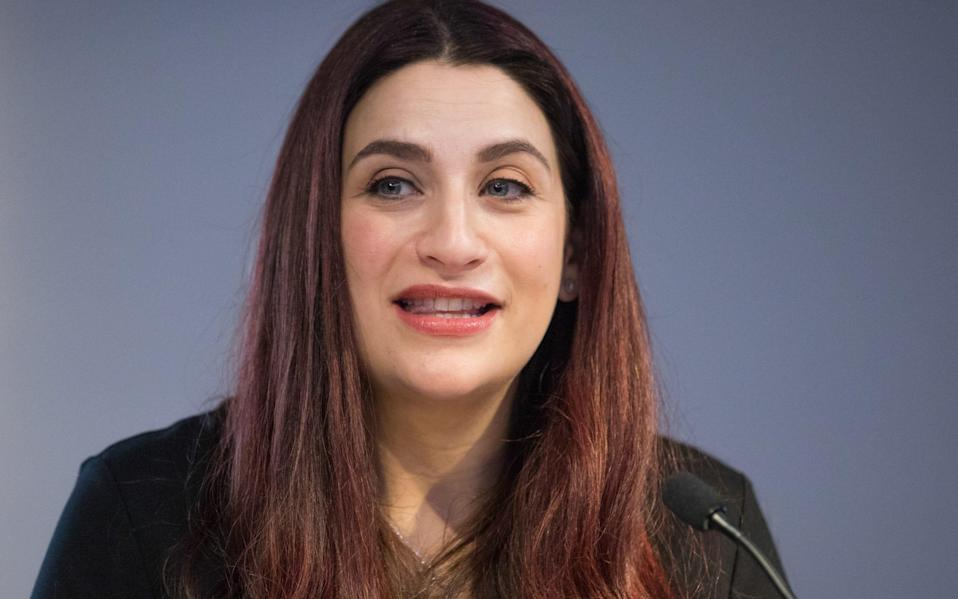 Luciana Berger left the Labour Party over anti-Semitism allegations - Bloomberg/ Jason Alden