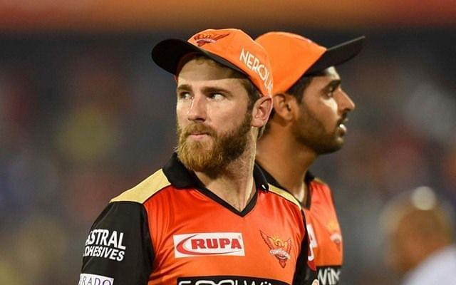 Sunil Gavaskar believes that Kane Williamson will have to sit out a few matches in the IPL 2020 season