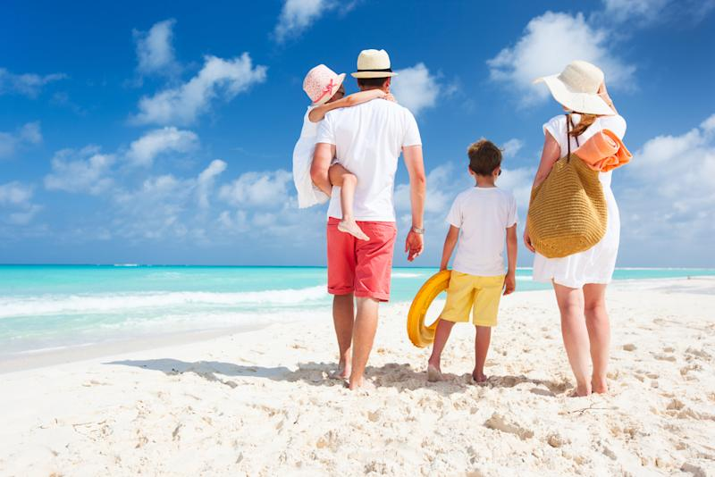 The 20 Best Beach Resorts for Families