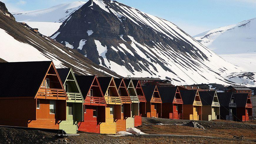 Accommodation is full as eclipse fans head to the Arctic. Photo: Getty