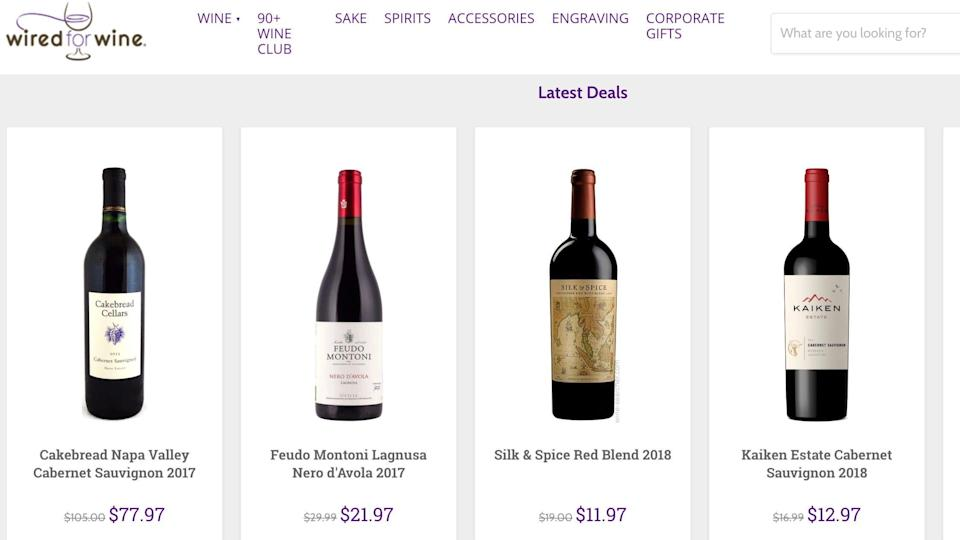 Hard-to-find wines just got a whole lot easier to track down.