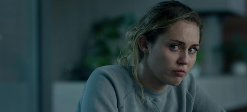 Miley Cyrus in <i>Black Mirror</i> S5 (Netflix)