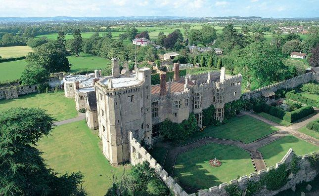 <p>£8.5 million: This Grade I Tudor castle has been most recently established as a letting business and features 28 en-suite bedrooms. Thornbury Castle, near Bristol, dates principally from 1510 with some sections stretching back as far as the 1300s. </p>