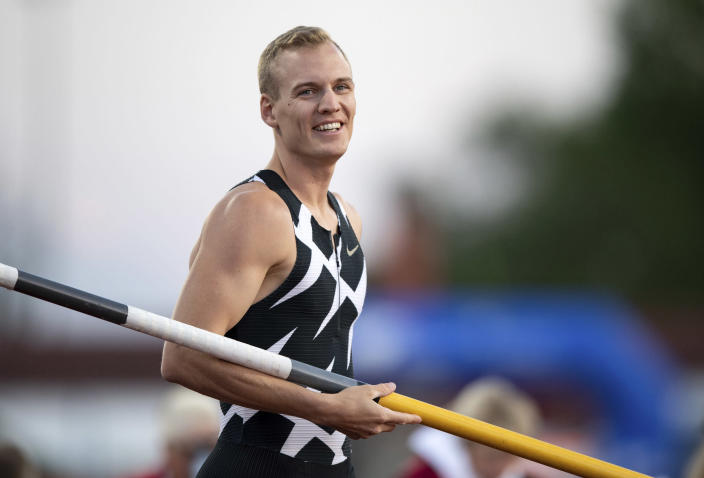 """GOP Senator """"scandalized"""" US pole vaulter out of Olympics due to positive Covid test"""