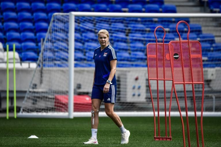 Hegerberg makes Lyon squad for women's Champions League after injury