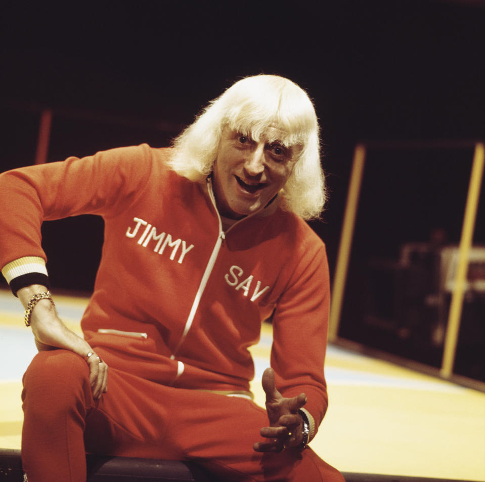 Jimmy Savile's abuse was exposed after his 2011 death. (Photo by Michael Putland/Getty Images)