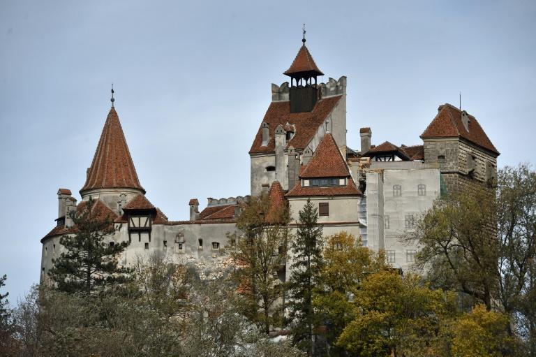 Dracula author Bram Stoker is believed to have based the aristocratic vampire's lair on descriptions of Bran Castle