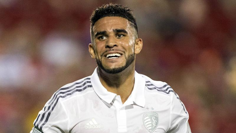 Sporting KC forward Dom Dwyer becomes U.S. citizen
