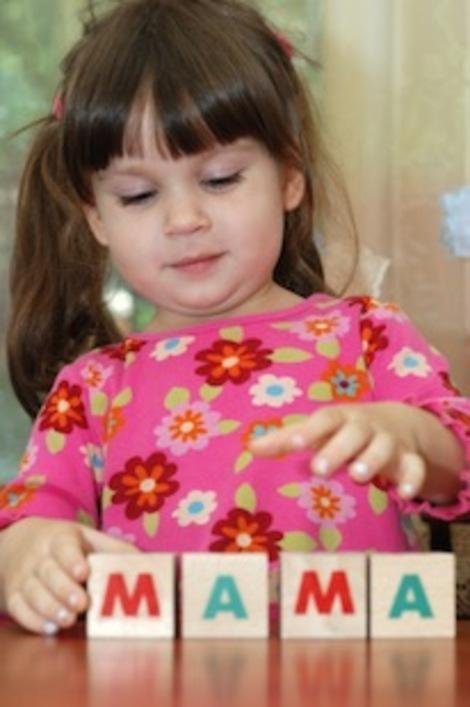 The building blocks of a toddler's vocabulary